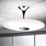 Viennese Semi Flush Ceiling Fixture