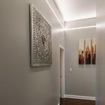Reveal Plaster-In LED System 2.5W 24VDC - White /