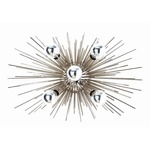 Zanadoo Wall Light - Polished Nickel /