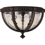 Regent Court Outdoor Flush Mount