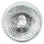 Eurostar 20 Watt MR16 12V 24 Deg Front Glass -  / Clear