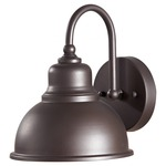 Darby Outdoor Wall Sconce - Oil Rubbed Bronze /