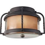 Menlo Park Outdoor Flush Mount