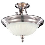 Neo Classic Semi Flush Mount