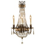 Bellini 3 Light Wall Sconce