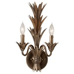 Flora 2 Light Wall Sconce