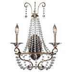 Dutchess 2 Light Wall Sconce