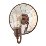 Urban Renewal Wall Sconce - Astral Bronze /