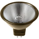 SL Reflekto MR16 GU5.3 Base 20W 12V 36 Deg W / Lens - Bronze /