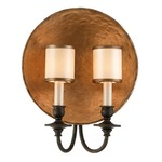 Cymbals Wall Sconce
