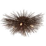 Uni Semi Flush Mount - Tidepool Bronze /
