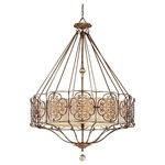 Marcella Uplight Chandelier