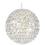 Da Vinci 18 Light LED Pendant