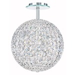 Da Vinci Ceiling Semi Flush Mount