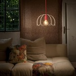 Mademoiselle 30 Pendant by Lightology Collection