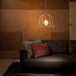 Mademoiselle 31 Pendant by Lightology Collection