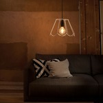 Mademoiselle 32 Pendant by Lightology Collection
