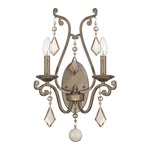 Rothchild Wall Light - Oxidized Silver /