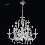 One Tier 1471 Chandelier