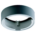 823.94 Surface Mount Puck Light Ring - Matt Nickel /