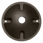 Junction Box Cover - Bronze /
