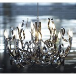 Ruban Plie Classic Chandelier - High Gloss /