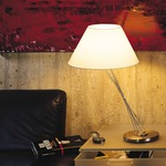 Lizzy Table Lamp by Lightology Collection
