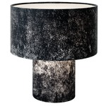 Pipe Table Lamp -  / Black