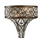 Amherst Wall Sconce - Antique Bronze / Brown