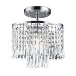Optix Ceiling Semi-Flush Mount