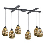 Trego 6-Light Suspension