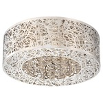 Hidden Gems LED Flush Mount