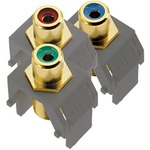 Component Video RCA to F Kit