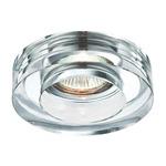 Crystal Round Cylinder 3 1/4 inch Trim