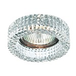 Crystal Diamond Round 3.25 Inch Trim -  / Crystal