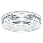 Iside 3.5IN Halogen Trim / New Construction Housing - Clear