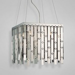 Sensation Pendant - Chrome / Mirror
