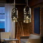 Erlenmeyer Pendant by Hubbardton Forge