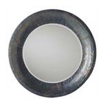 Gordon Round Mirror - Mango Wood /