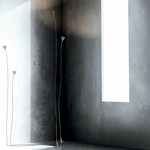 Papiro Floor Lamp - Nickel