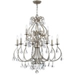 Ashton Crystal Chandelier