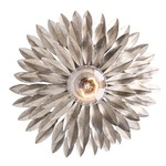 Broche 500 Wall Light - Antique Silver /