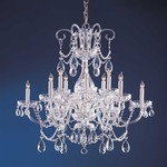 Traditional Crystal 1035 Chandelier