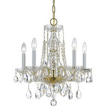 Traditional Crystal 1061 Chandelier