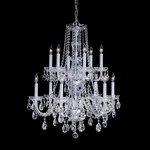 Traditional Crystal 1137 Chandelier