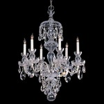 Traditional Crystal 1146 Chandelier