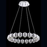 Pearla LED Suspension - Chrome /