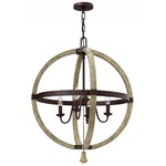 Middlefield 40564 Sphere Chandelier