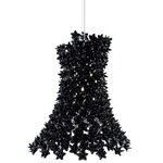 Bloom Pendant -  / Black