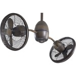 Gyrette Twin Turbo Ceiling Fan